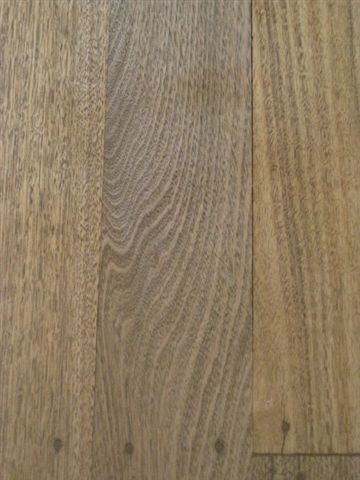 Old Tasmanian oak.  Light walnut stain, gloss finish 2nd coat.
