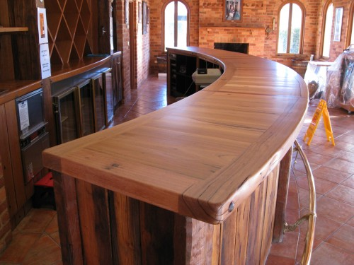 Image of timber polishing in Albury