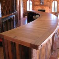 Image of timber polishing in Albury